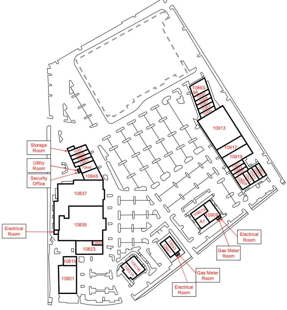 Rancho Cordova Site Map